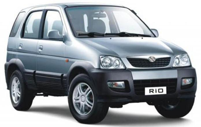Classic Tales: Premier Rio. India's first compact SUV?