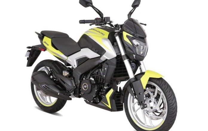 Bajaj Dominar 250 Dual-Tone Edition launched