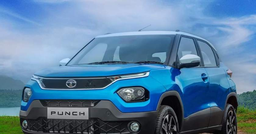 Tata Punch is the production version of the HBX concept SUV