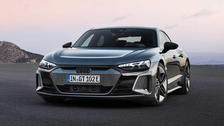 Audi e-tron GT and RS e-tron GT launched in India starting at INR 1.79 crore