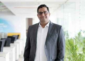 Vijay Shekhar Sharma, Founder & CEO - Paytm (Photo/Paytm)