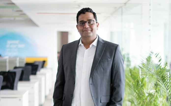 Vijay Shekhar Sharma, Founder & CEO - Paytm (Photo/Paytm)
