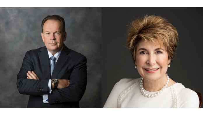 John M. Dineen and Betsy S. Atkins will join the Cognizant board on April 1, 2017. (Photo/Cognizant)