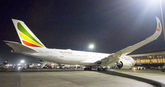 Starting this month, the aircraft will fly daily and serve passengers on the direct Mumbai – Addis Abba route, which hosts onward connections to more than 50 destinations on a vast intra-African network. (Photo/GVK)