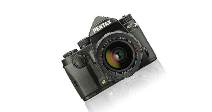 PENTAX KP features a new-generation CMOS image sensor and a high-performance imaging engine to deliver high-resolution, rich-gradation images. (Photo/Ricoh)
