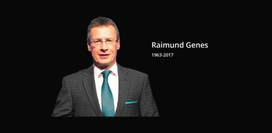 Raimund Genes was an integral part of Trend Micro during the last 21 years, building up the Trend Micro organisation in Germany and Europe and serving as chief technology officer and an important public voice for the company. (Photo/Trend Micro)