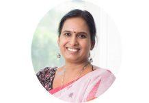 Valli Bollavaram, Vice President - Enterprise Data & Business Intelligence Engineering, Target India.