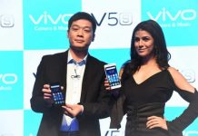 Priced at ₹18,990, the Vivo V5s will be available from 6th May 2017 onwards at a store and online on Flipkart.com. (Photo/Vivo India)