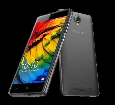 The dual-SIM lephone W7 smartphone has all the connectivity options like Wi-Fi, Bluetooth, GPS/AGPS, FM & a 3.5mm jack. (Photo/lephone)