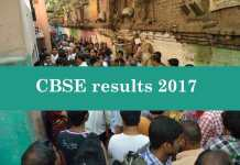 Once announced, the CBSE Class 12 results 2017 and CBSE Class 10 results 2017 will be available at the official website of the board - cbseresults.nic.in (Rep Image)