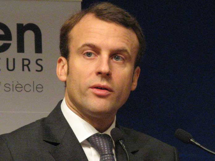 Emmanuel Macron defeats far-right rival Marine Le Pen to become youngest French President. (Photo/Agency)