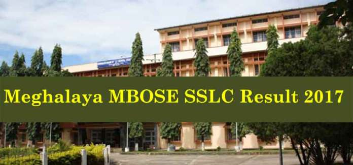 MBOSE SSLC Result 2017 and Meghalaya HSSLC Arts Results 2017 conducted by the Meghalaya Board of School Education, Tura has been declared (Web Image)