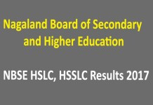 NBSE HSLC, HSSLC Results 2017 will be declared anytime today. (Photo/TechObserver)