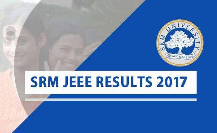 On the basis of SRMJEEE 2017 Results candidates will be granted admission in SRM University undergraduate courses. (Photo/SRM Portal)