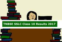 Tamil Nadu School Education Department will declare the results for TNBSE SSLC Class 10 Results 2017 today at 10 am (Rep Image0
