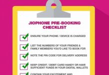 The wait to book Reliance Jio smartphone JioPhone is getting over. The official pre-booking will start at 5.30 pm today. Here are the five Key checklist before you proceed to pre-book JioPhone. (Photo/Reliance Jio)