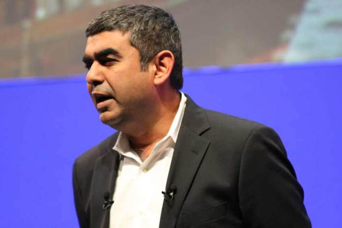 CEO and MD of Indian IT major Infosys, Vishal Sikka has resinged. (Photo/Agency)