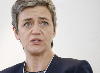Europe News, Alphabet Class A, European Union, Europe: Economy, Business News, Google, Ambrosetti Forum, European Competition Commissioner Margrethe Vestager, Google Antitrust Case, Google Antitrust EU, Google Fine