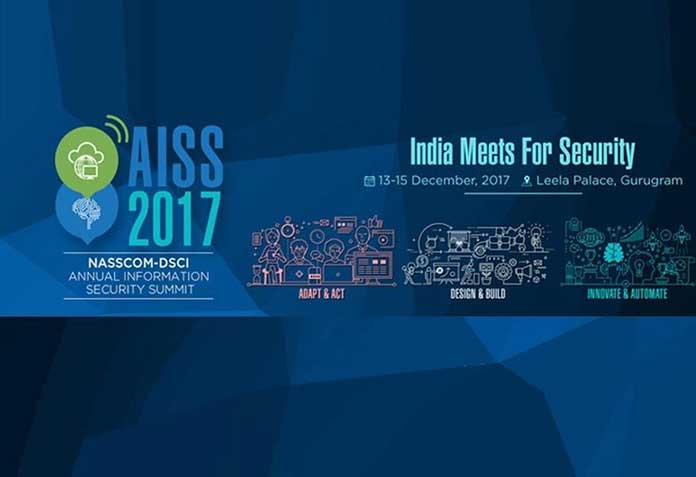 NASSCOM, DSCI, Annual Information Security Summit 2017, AISS, Technology, Cybersecurity, Cybersecurity event in India