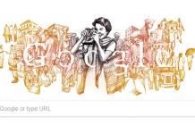 Homai Vyarawalla, India's firs woman photojournalist, photography, google doodle,
