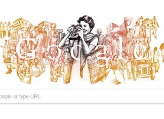 Homai Vyarawalla, India's firs woman photojournalist, photography, google doodle,