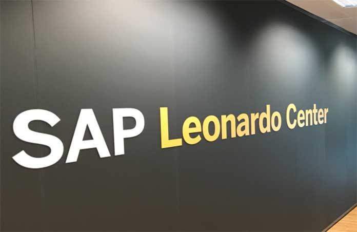 SAP, IoT, AI, Robotics, Analytics, AICTE, SAP Leonardo portfolio, Education