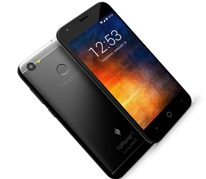 Smartron, tphone P, tphone P price, tphone P feature, Smartron t.phone
