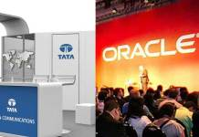 Tata Communications, Oracle, Oracle Cloud, FastConnect, IZO Private Connect, Oracle, Amazon Web Services, Microsoft Azure, Office 365, Google Cloud Platform, Salesforce, Alibaba Cloud