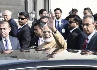 Narendra Modi, Palestine, Mahmoud Abbas, PM Modi in Palestine, India- Palestine Relationship