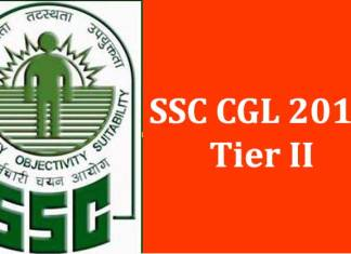 SSC CGL Tier II Admit Card 2017 released, download it from ssc.nic.in