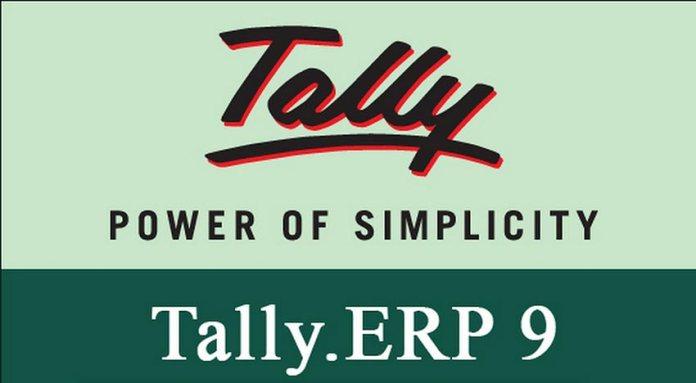 Tally, Tally.ERP 9, e-Way Bill, Tejas Goenka