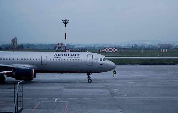 Aeroflot Airlines, U.S. Department of Transportation, Muslim Advocates, Racial Discrimination