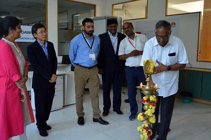 Huawei set up SDN Innovation Lab at IIIT Bangalore
