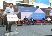 Microsoft Garage, Microsoft India, Hyderabad, K T Rama Rao