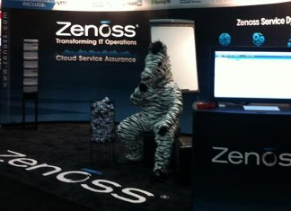 Zenoss, StridesIT, Software Defined IT