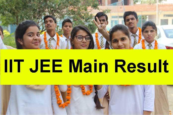 IIT JEE Main Result 2021