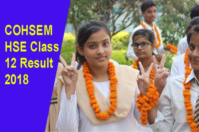 COHSEM HSE Class 12 result 2018, Manipur, COHSEM The Council of Higher Secondary Education, Manipur (COHSEM) is all set to announce the Manipur COHSEM HSE Class 12 result 2018.
