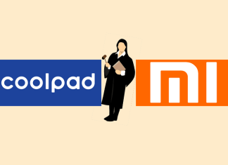 Coolpad sues Xiaomi over patent violations