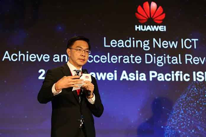 Huawei Asia Pacific ISP Summit 2018: Huawei launches next-generation solutions for data centers