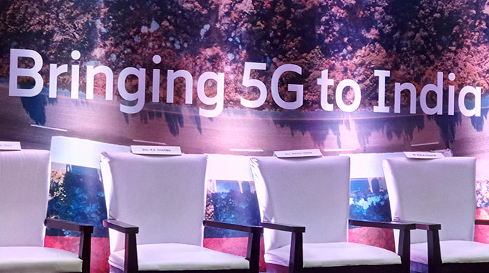 The 5G innovation lab is an open platform and aims to help the industry and the academia to leverage the 5G technology to develop new 5G-based apps and business models.