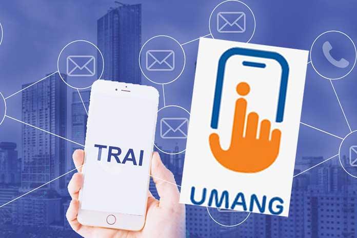 Telecom Regulatory Authority of India, Trai, Umang, MyCall, DND 2.0