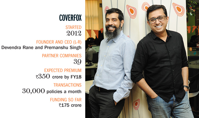 The company has raised Rs 175 crore funding so far and in the current financial year, it is expecting a premium of Rs 350 crore with 30,000 policies being sold or renewed every month from its platform.