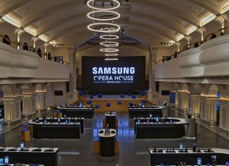 Bangalore iconic Opera House on Brigade Road to display Samsung VR, AI and IoT products