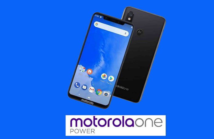 Motorola launches Moto One Power and Moto One smartphone based on Android One at IFA 2018