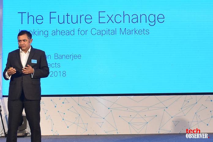 Sankarson Banerjee, CTO, National Stock Exchange. (Photo: Tech Observer)