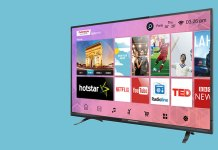 THOMSON launchess 50, 55 inches 4k UHD smart TV with new UI