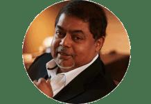 Vijay Eswaran, Founder and Executive Chairman of the QI Group of Companies.
