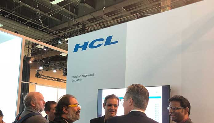 HCL bags 5-year infrastructure services contract from Anglo American