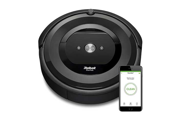 The product is compatiable with Amazon's Alexa home assistant to be voice-controlled from anywhere inside the home.