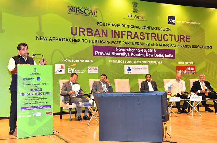NITI Aayog CEO Amitabh was speaking at the South Asian regional conference at Pravasi Bharatiya Kendra in the capital
